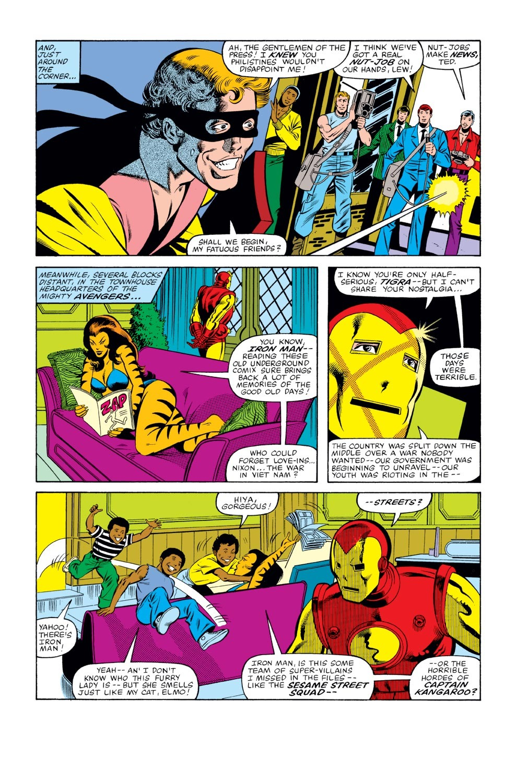 Captain America (1968) Issue #267 #182 - English 11