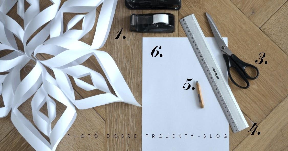 dobre projekty blog gwiazda z papieru diy do it yourself. Black Bedroom Furniture Sets. Home Design Ideas