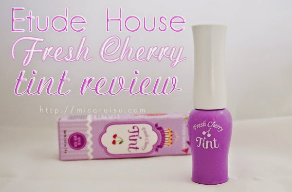 etude house fresh cherry tint pp501