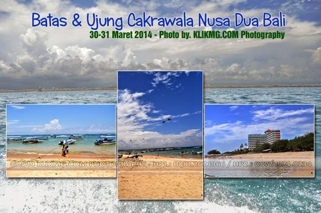 Batas & Ujung Cakrawala Nusa Dua Bali - Indonesia, Photo oleh KLIKMG.COM Photography [ Photographer Purwokerto / Photographer Banyumas / Photographer Indonesia ]
