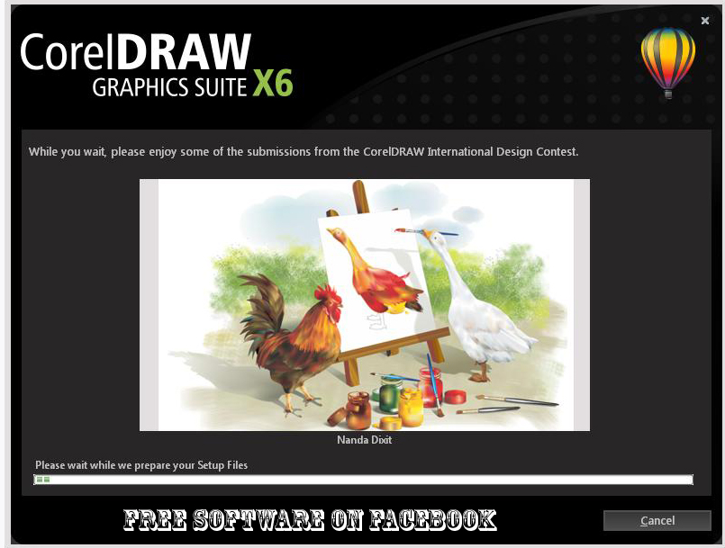 banner design in corel draw x6 keygen