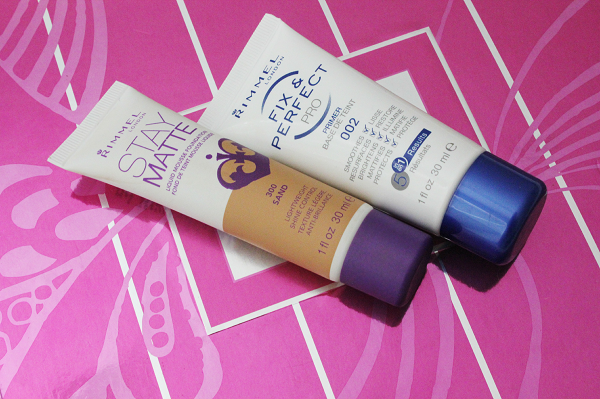 Rimmel Stay Matte mousse foundation review, #Shop #Cbias