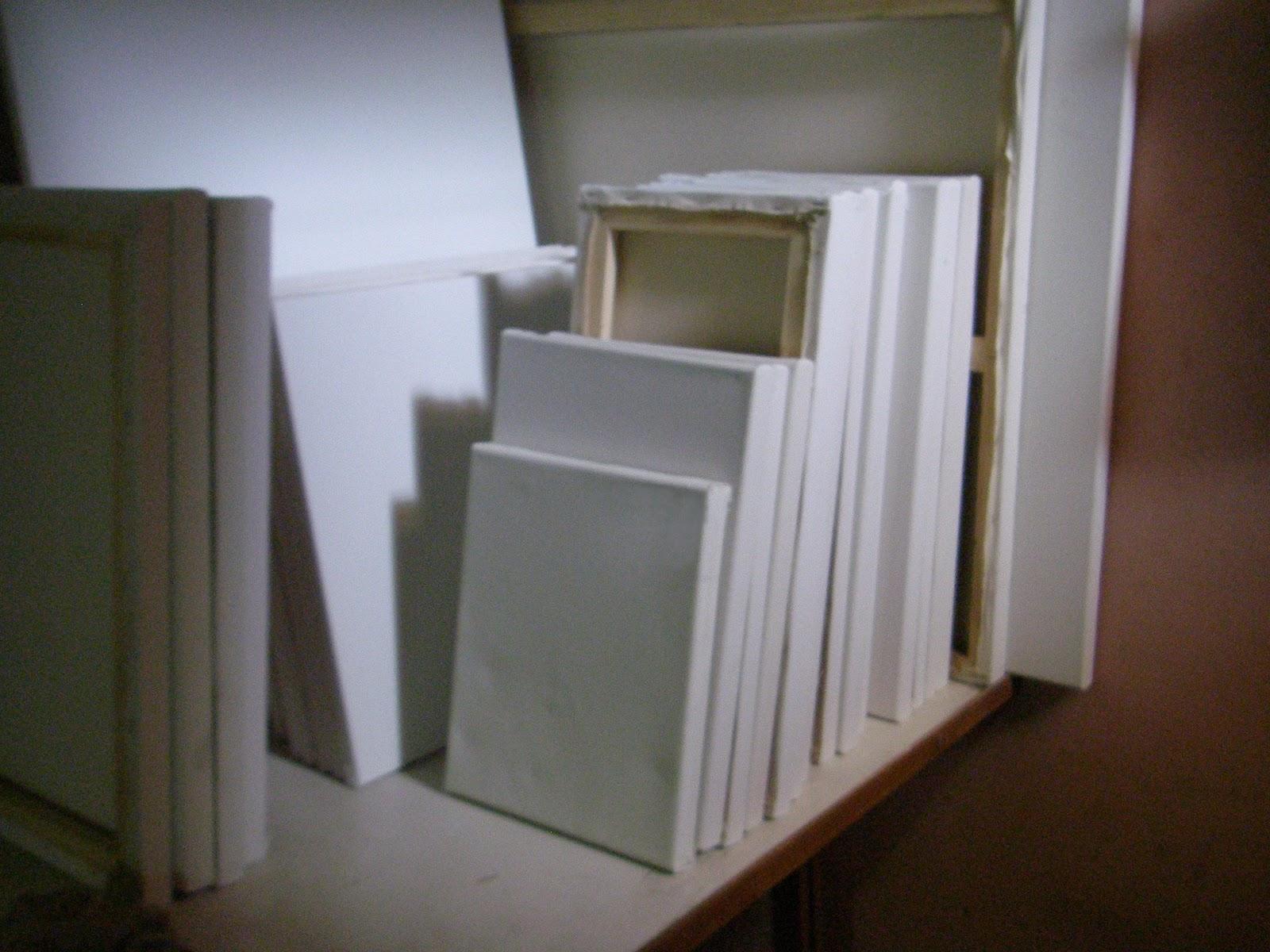 Telas y bastidores para pintar al oleo - Materiales para pintar ...