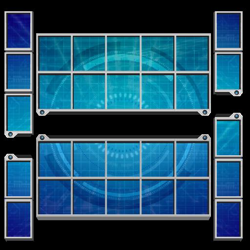 how to make custom transparent textures