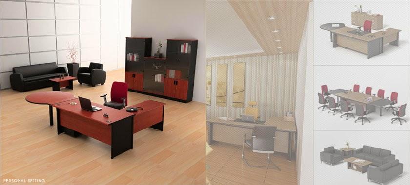 Model Meja Kantor