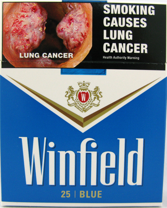winfield blue cigarettes
