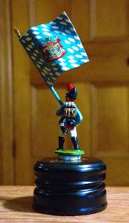 Der Kriegspielers DK 174: Bavarian Line Infantry
