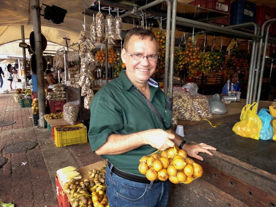 Mercado-Ver-o-Peso-Belém, PA