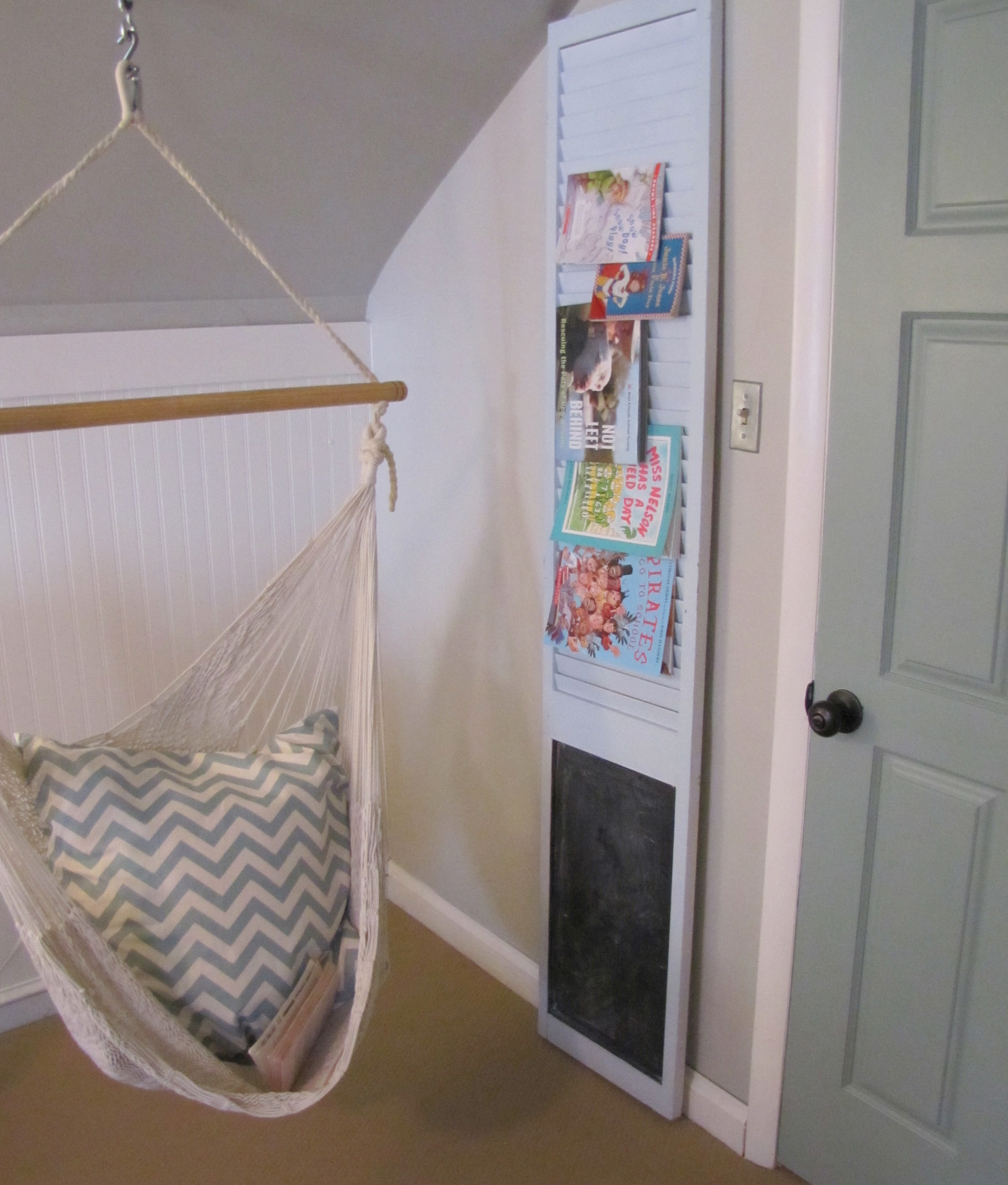 a swing for the girl s room