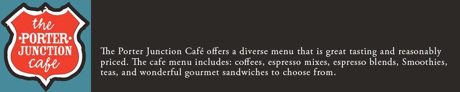 The Porter Junction Cafe