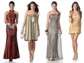 Dicas de Vestidos para Festas