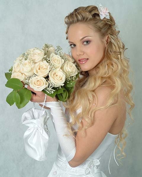 Wallpaper Pictures Bridal Wedding Hairstyles 2012