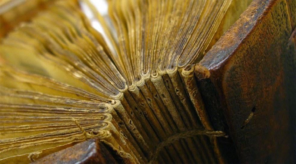 Ίχνη οκτώ αιώνων σε σπάνια βιβλία