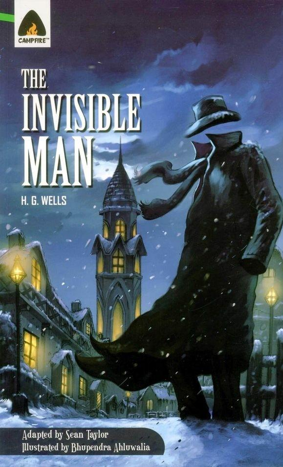 a review of the story of invisible man User review - flag as  the invisible man by hg wells setting: early february  i believe the invisible man is who robbed the vicar, and the story is becoming a .