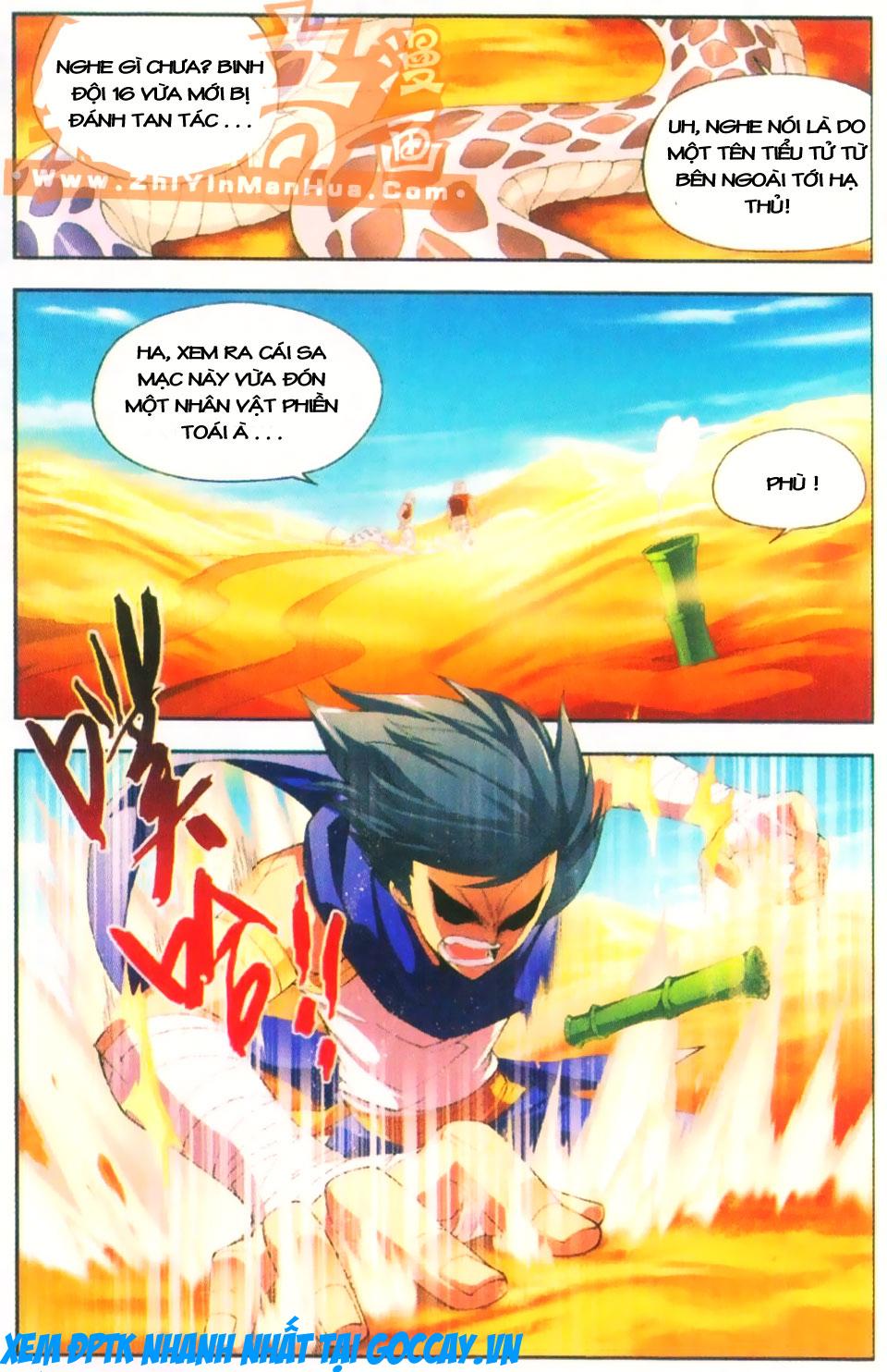 Đấu Phá Thương Khung chap 45 page 2 - IZTruyenTranh.com