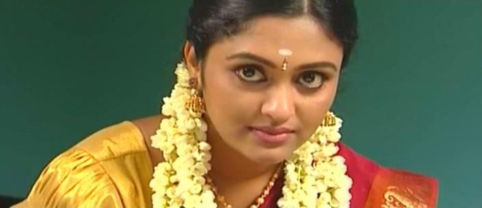 Serial Actress Sreeja Chandran In Vijay Tv Saravanan Meenakshi