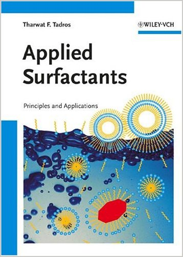 Applied Surfactants Principles and Applications