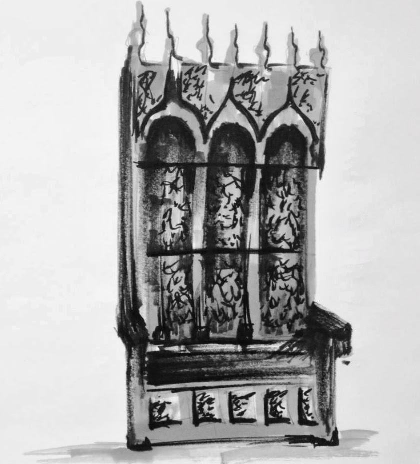 Cr nicas del mueble gotico for Caracteristicas del mobiliario