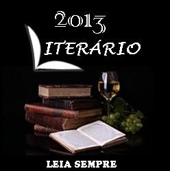 Selo Literário - presente da amiga Vilma Piva