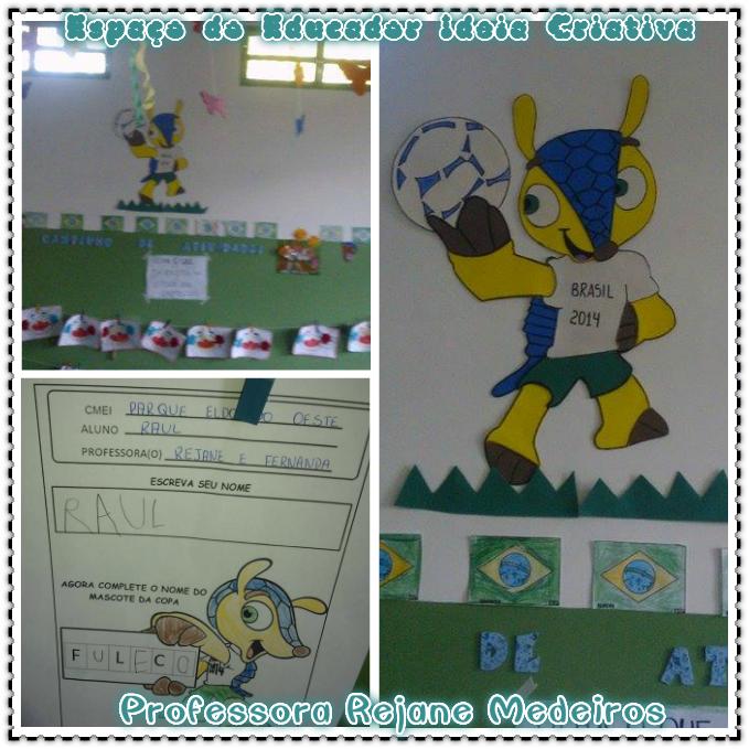 Maquete Campo de Futebol Espaço do Educador