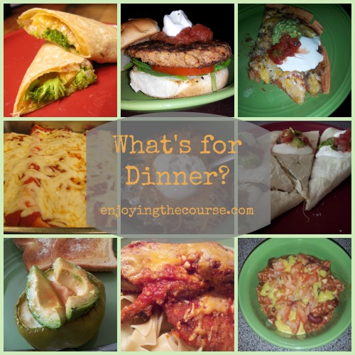 What's for Dinner? Week of 12/14