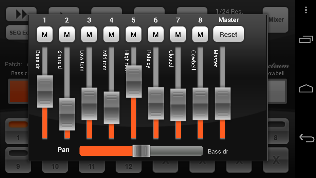 Electrum Drum MachineSampler Full Apk İndir