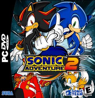 تحميل احدث لعبه سونيك مجانا  Sonic Adventure 2