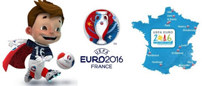 Jadwal Euro 2016 France
