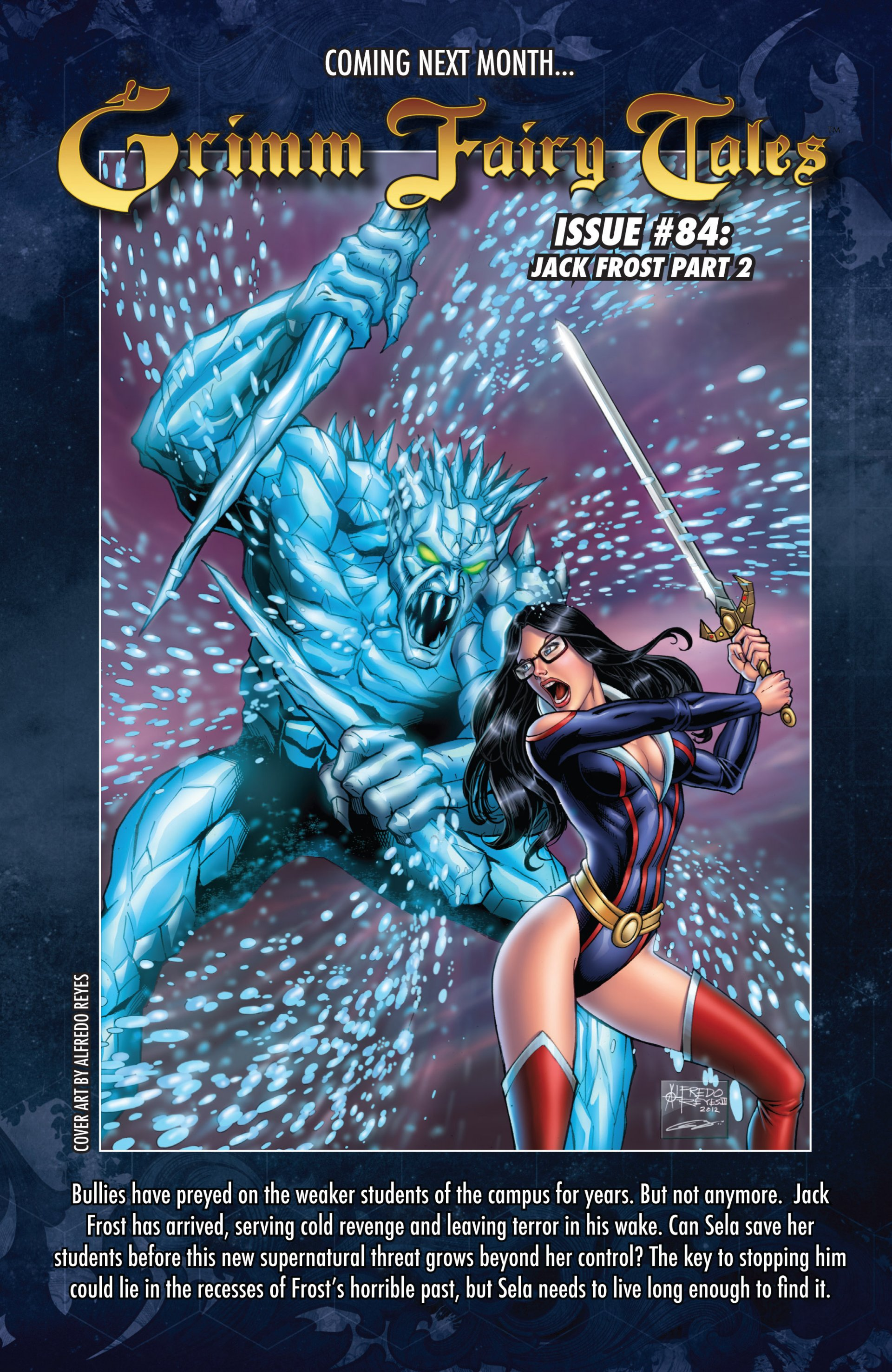 Grimm Fairy Tales (2005) Issue #83 #86 - English 25