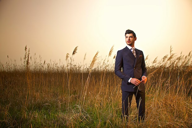 13. Mens Suit (Outside Men Photography)