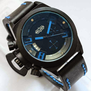 Welder K-27 Black Blue