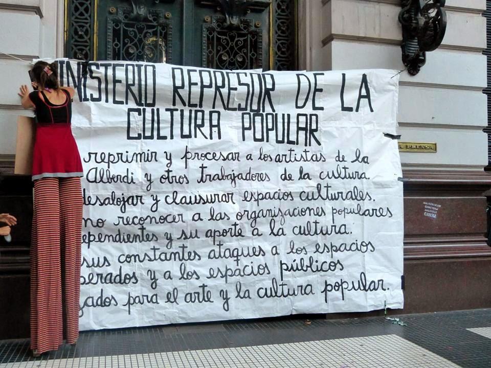 Nuestra cultura no es delito