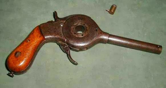 Pinfire Pistol