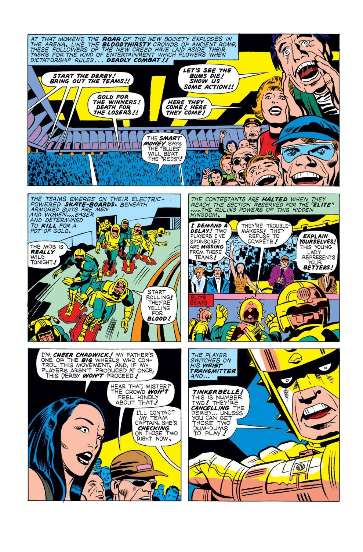 Captain America (1968) Issue #196 #110 - English 6