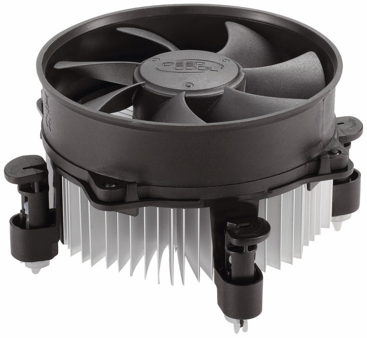 Buy Deepcool Alta 9 CPU Cooler for LGA 1156/1155 and Socket 775 (PC) Rs. 356 only at Amazon.