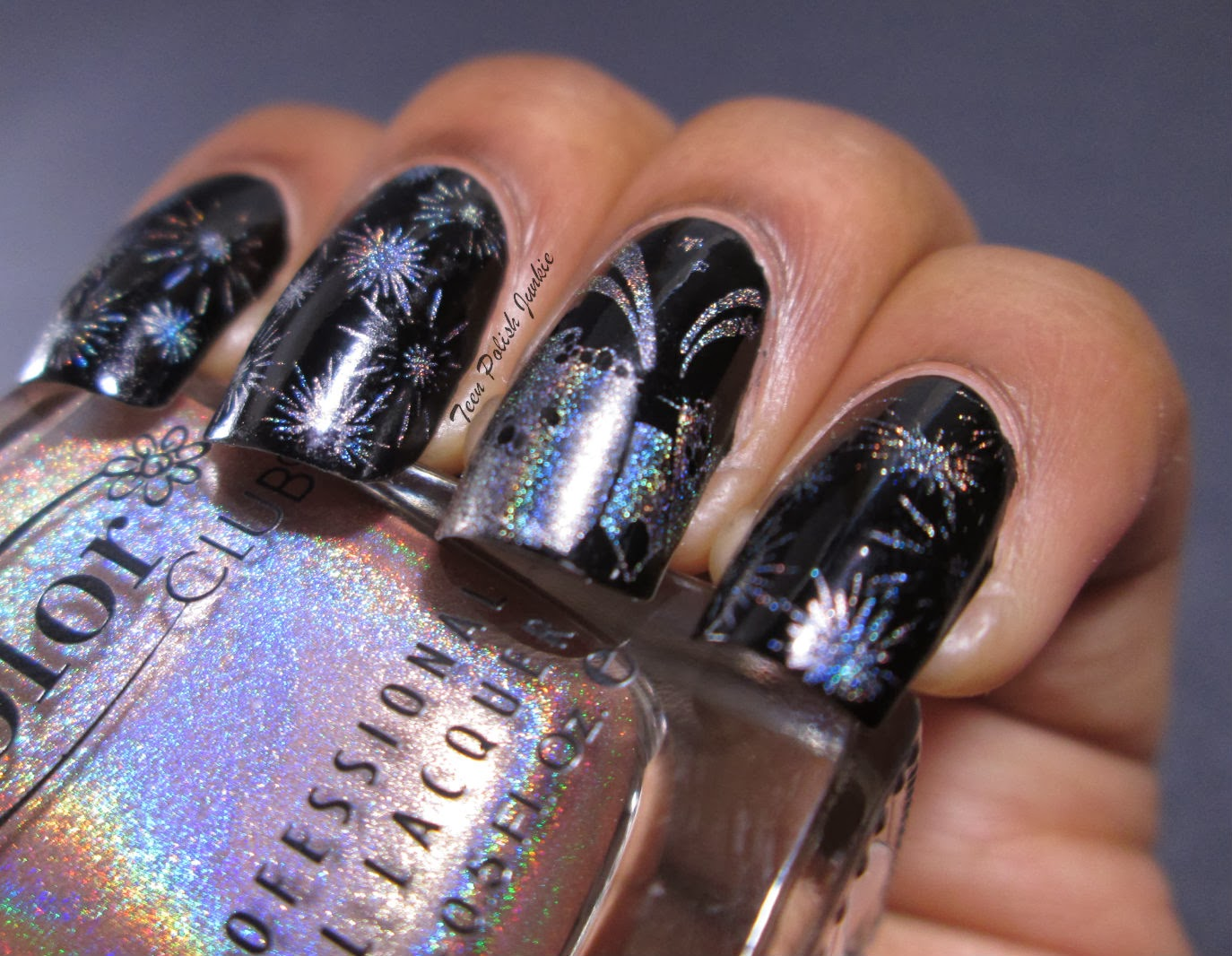 Teen Polish Junkie: Ringing in the New Year with Bundle Monster!