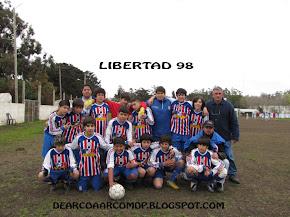 LIBERTAD 98