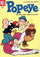 Popeye el Marino o Popeye Mari(gua)no