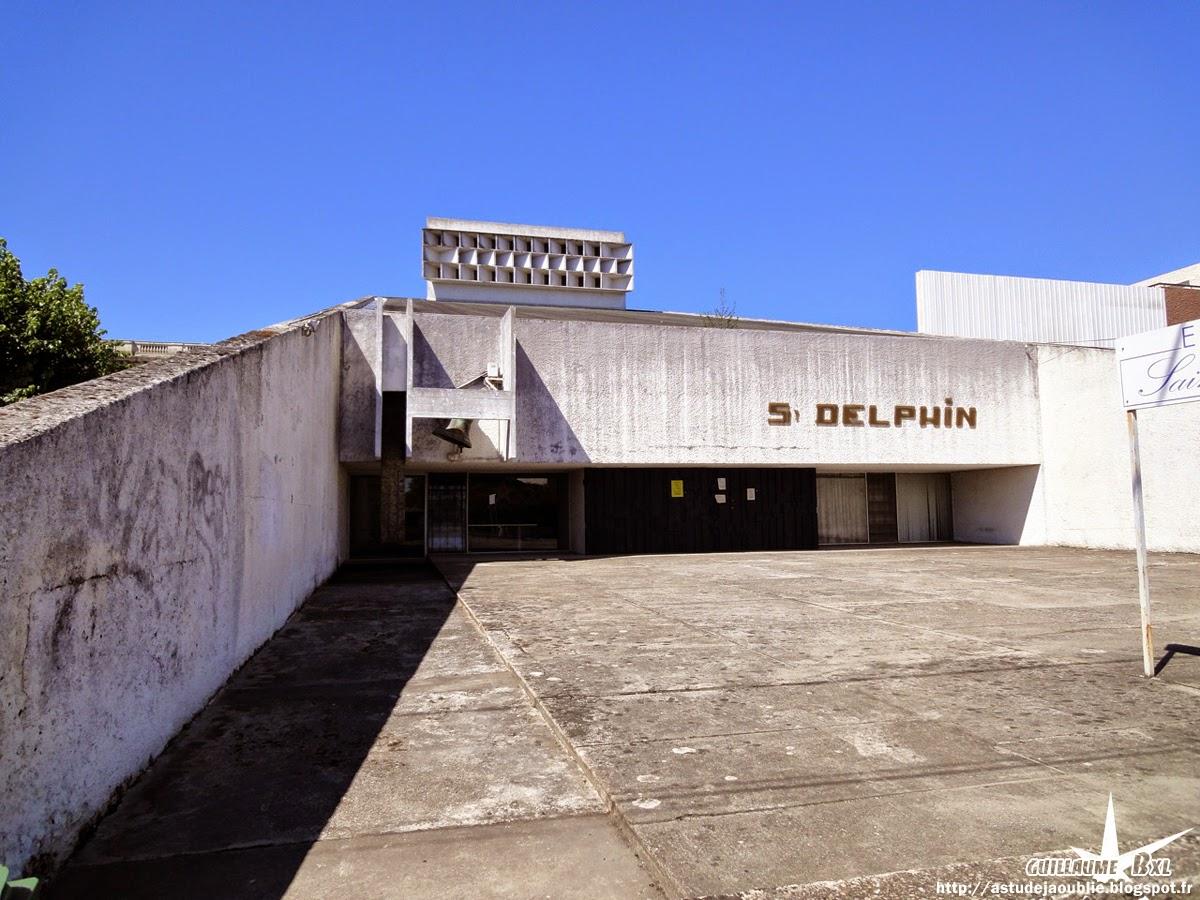 SOMMAIRE ILLUSTRE DES SUJETS D'ARCHITECTURE Astudejaoublie-eglise-saint-delphin-salier-courtois-lajus-sadirac-16