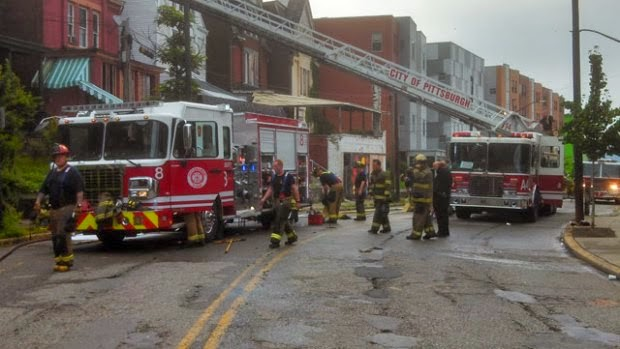 Hot News! City of Pittsburgh Currently Recruiting for Firefighters! Get  the 411 @GA/GI