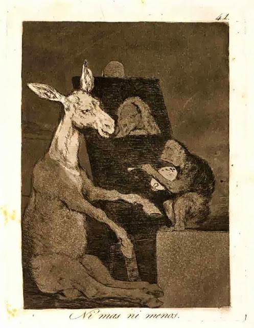 Goya, Ni plus ni moins