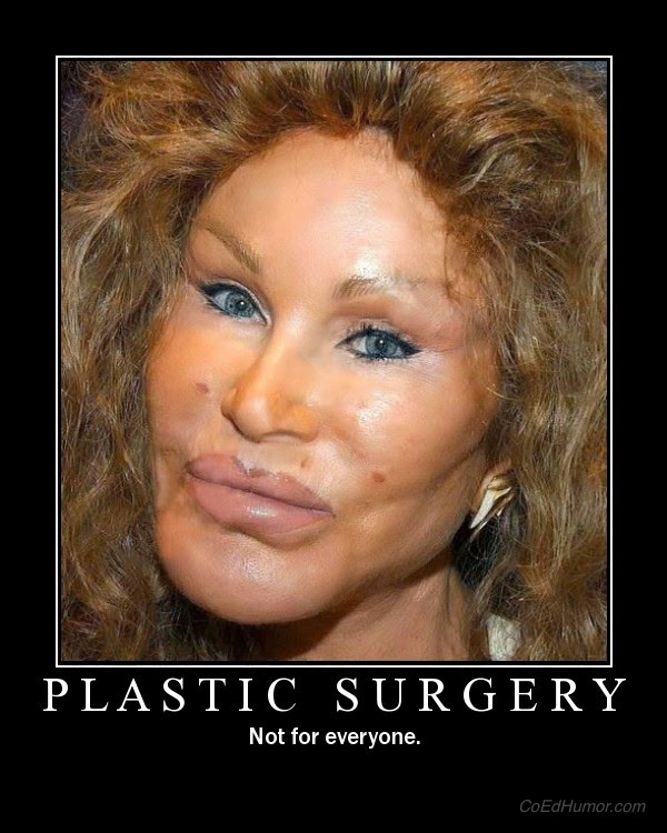 advantages and disadvantages of plastic surgery When it comes to the advantages and disadvantages of plastic surgery, you really have to look in more depth on the specific procedure you plan on having done.