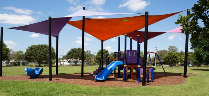 Kids Play Area Shades