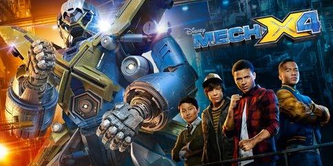 MECH-X4 Saison 1 Episode 4