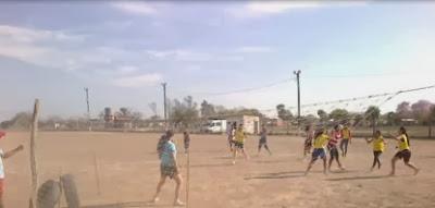Equipo entrena en estas condiciones y llega a final de torneo nacional | Mundo Handball