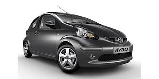 Spesifikasi dan Foto Toyota Ayga