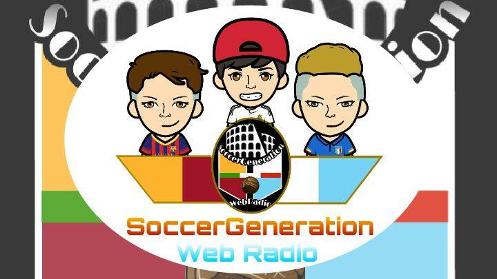 Ascolta l'angolo dei malati di calcio su SoccerGeneration
