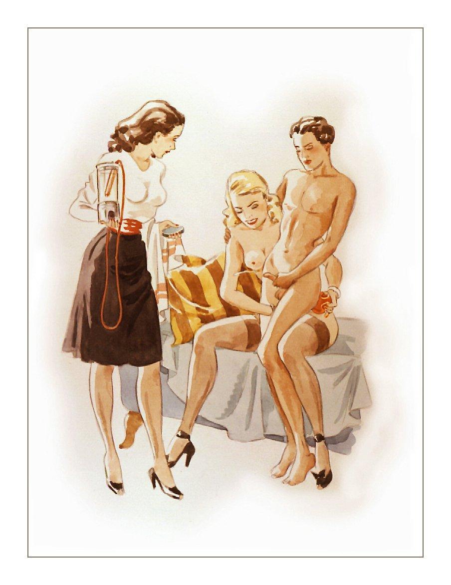 hot lesbians nude tits