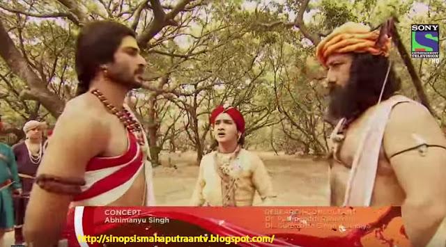 Sinopsis Mahaputra Episode 134