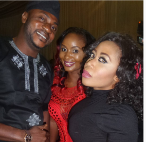 My Love For Odunlade Adekola Makes Me Breathless- Amanda Ebeye Confesses